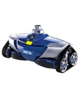 Robot limpiafondos hidráulico MX TM 8 Zodiac. W70668