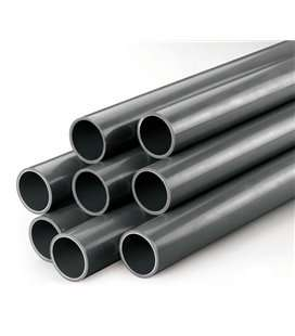 Tubo PVC D.50 PN-10 4 METROS CEPEX. 02709_04