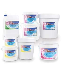 Kit Anual - Producto químico piscina CTX