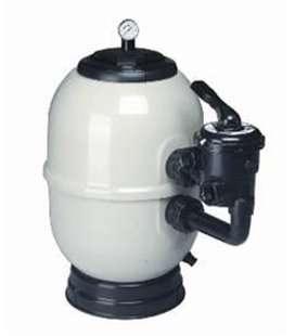 Filtro Aster Diámetro 600 con Válvula Selectora Astralpool y Carga ecovidrio. 00499PL