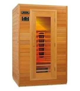 Sauna de infrarrojos Astralpool - 120x105x190cm. 37237CR