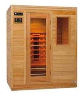 Sauna de infrarrojos Astralpool - 155x110x190cm. 37238CR
