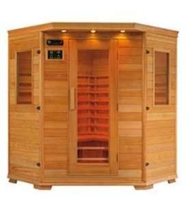 Sauna de infrarrojos Astralpool - 155x60x120x190cm. 37239CR