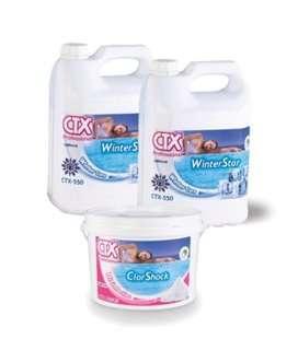 Kit hibernación - Producto químico piscina CTX