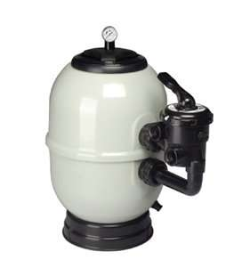 Filtro Aster Diámetro 600 con Válvula selectora Astralpool. 00499