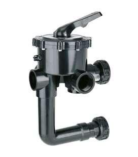"""Válvula selectora 2"""" con enlace a filtro Classic Astralpool. 07444"""