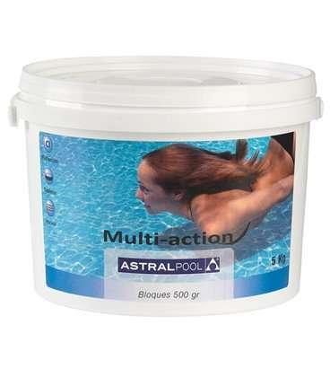 MULTI-ACTION BLOQUE 500 g 10 kg
