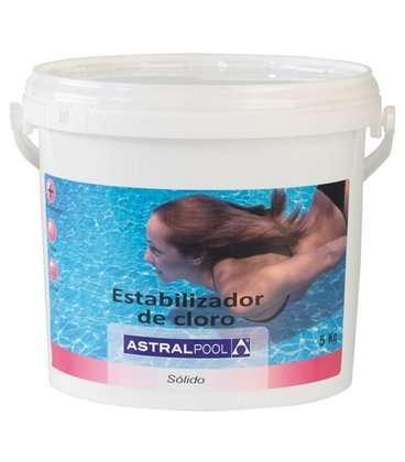 ESTABILIZADOR DE CLORO 5 kg