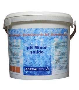 MINORADOR DE pH SÓLIDO PARA ELECTROLISIS DE SAL 8 kg