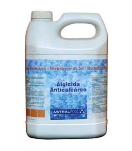 ALGICIDA Y ANTICALCAREO PARA ELECTROLISIS DE SAL 25 L