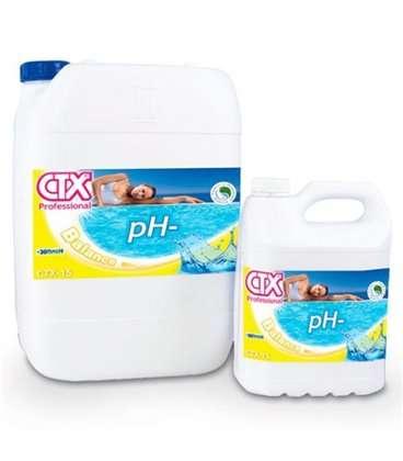 CTX 15. Minorador de PH líquido. 20kg. 17181