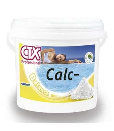 CTX   605       5KG MIN.DUREZA CALCICA
