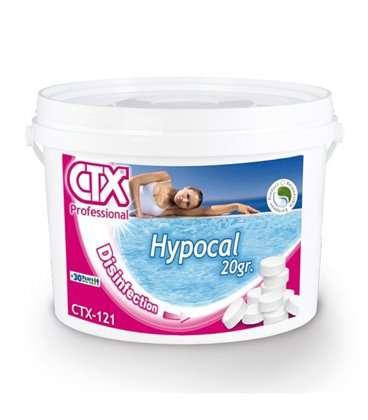 CTX   121      45KG HIPOCLORITO TAB.