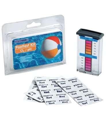 Analizador de cloro libre y pH Pooltester Astralpool. 41926