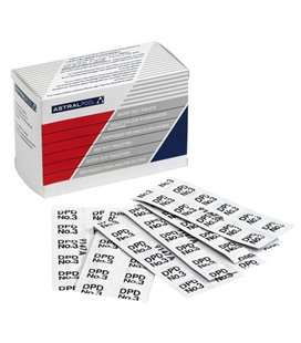 Tabletas reactivo DPD1 (cloro) para Pooltester Astralpool. 41913