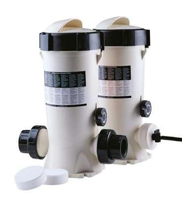 Dosificador cloro y bromo 3,5kg Dossi-3 Offline Astralpool. 24430