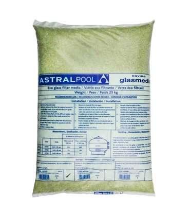 Vidrio filtrante Astralpool - 0,5-1 mm. 57011