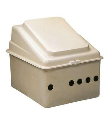 Caseta compacta semienterrada filtro D.600-750mm Astralpool. 00620